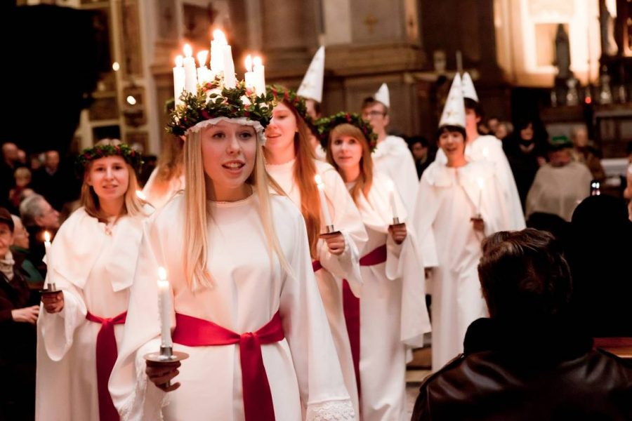 Saint Lucy's day 2013
