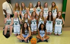 AMHS Varsity Girls Basketball Team