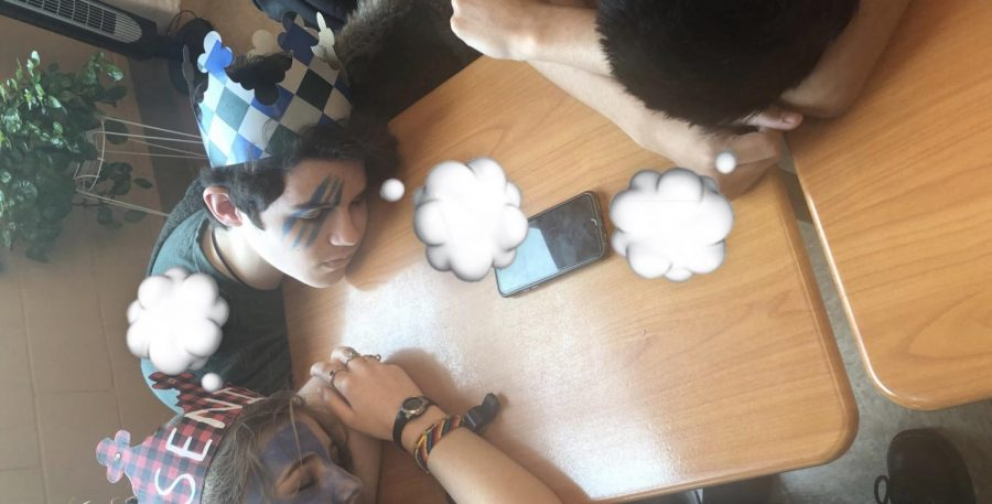 Classmates+Sleeping.+Awww