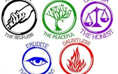 The Class of 2020 as Their Divergent Factions