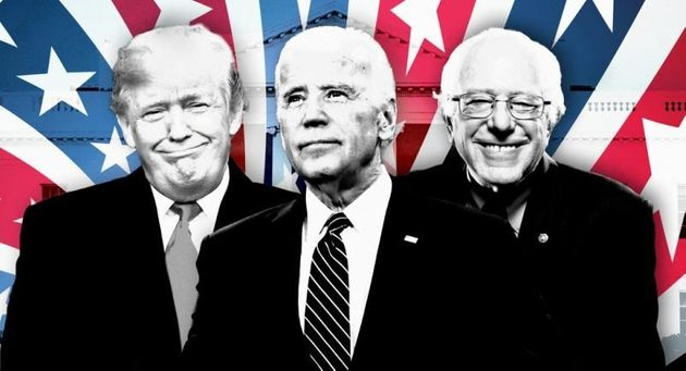 The Three Frontrunners