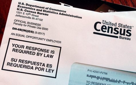 A physical copy of the Census. You may also opt to respond by phone or electronically.