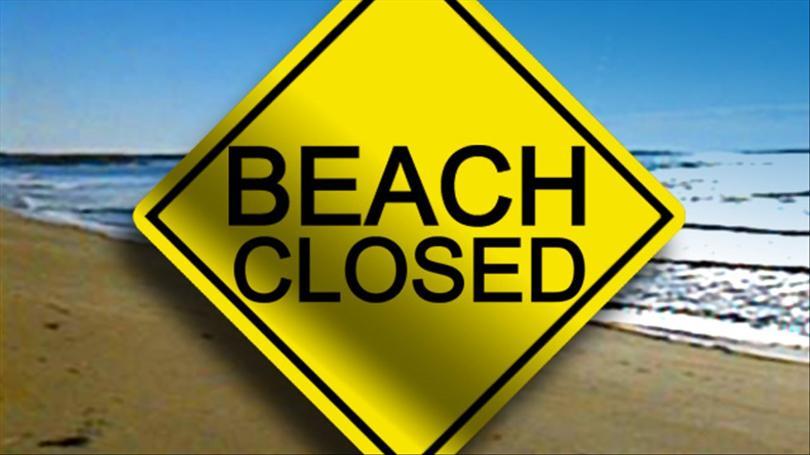 Beach Closings