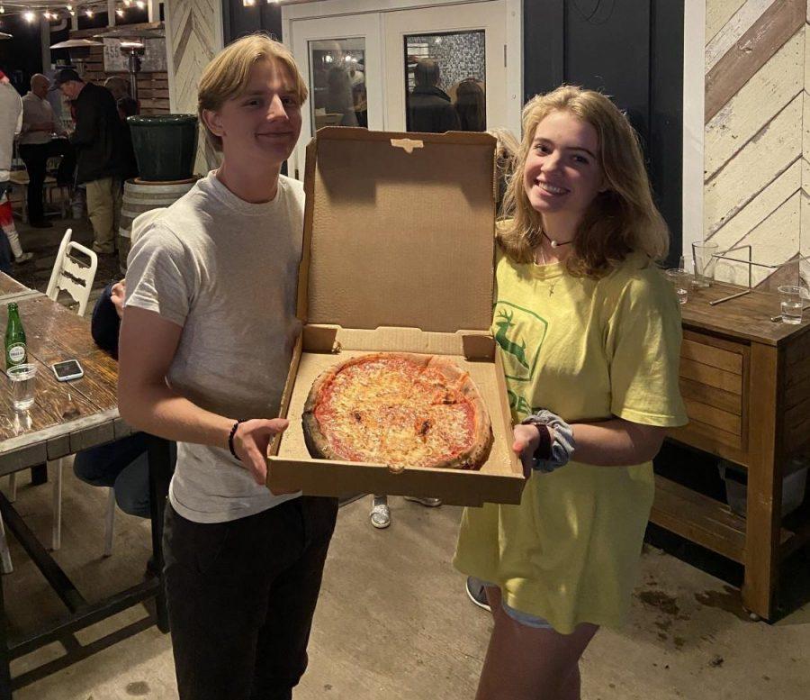 Coastal Crust Pizza