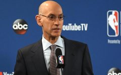 NBA Commissioner and everyone's best friend Adam Silver faces the harsh reality that the season may not resume