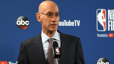 NBA Commissioner and everyone