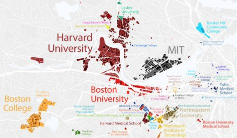 map of boston colleges Covid 19 S Effect On Education Will Colleges Return In The Fall map of boston colleges