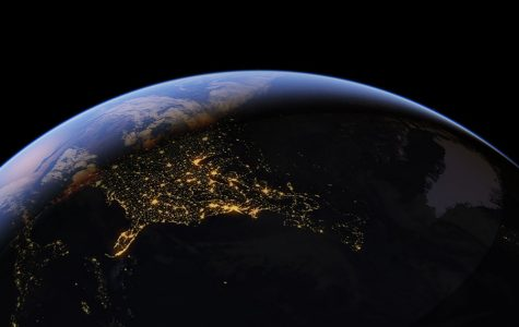 The Earth, as seen from space