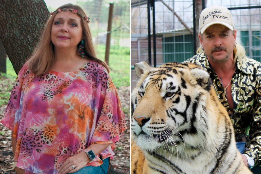 Quiz: Are you more Joe Exotic or Carole Baskin?