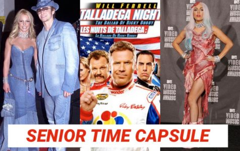 the senior's time capsule