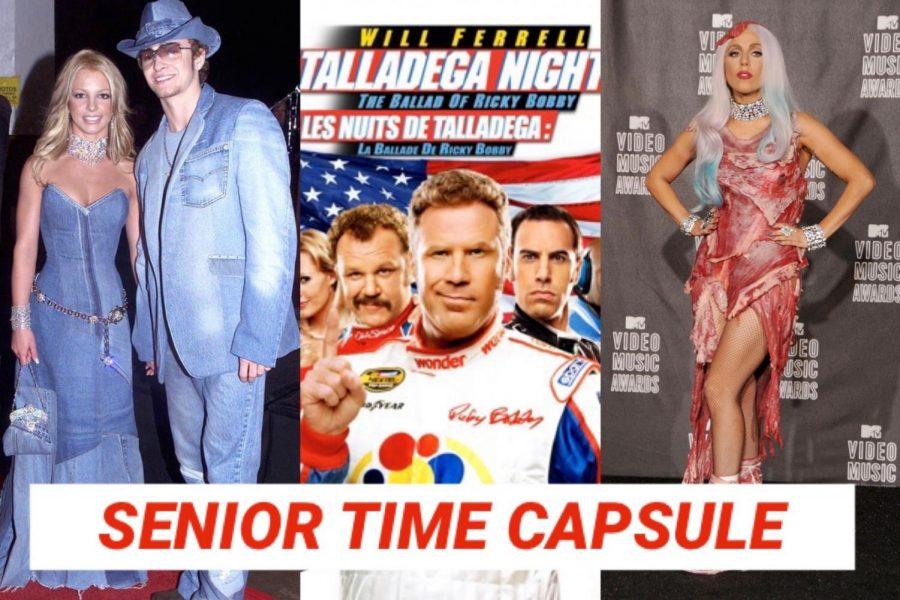 the seniors time capsule