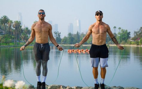 The Jump Rope Dudes.