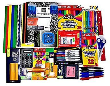 Ranking School Supplies from Best to Worst
