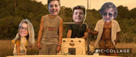Leaked promo for Outer Banks season two.
