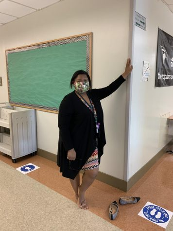 AMHS Staff Shows Off Their OOTDs