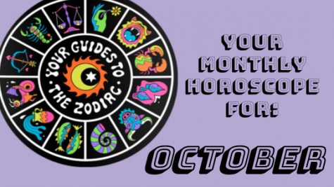 Your Monthly Horoscope: October 2020