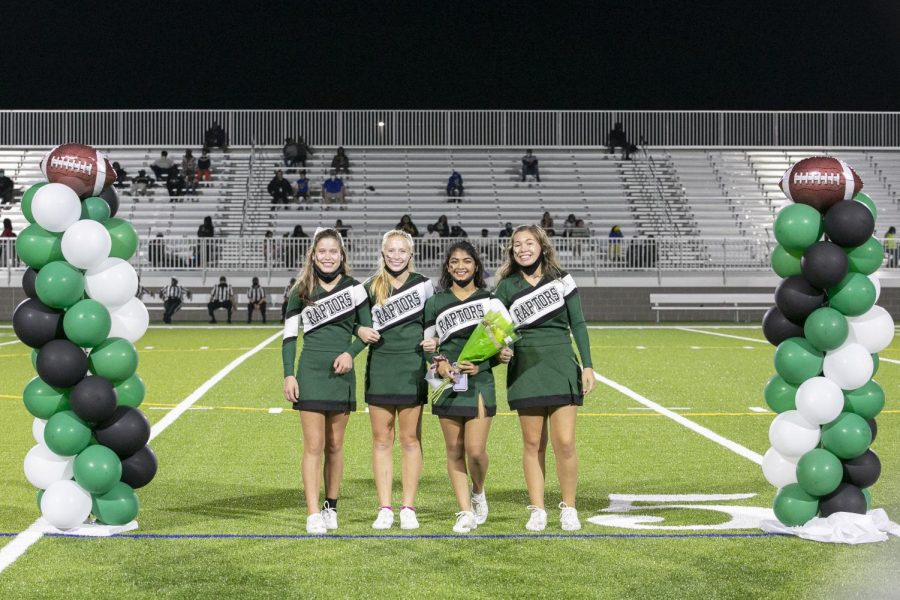 Football/Cheerleader - Senior Night