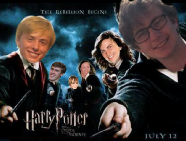 Sorting the Senior Class into their Harry Potter Houses
