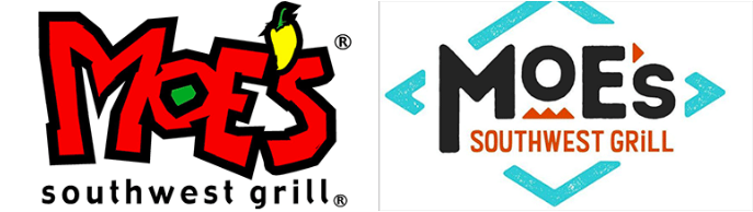 Taking a Look at Moe's New Logo