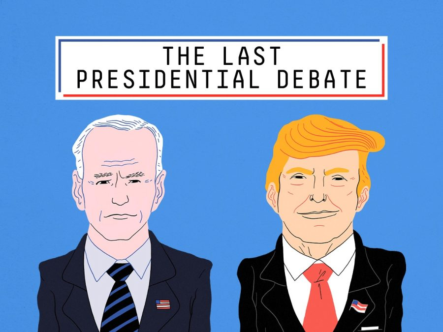 Summarizing+The+Last+Presidential+Debate