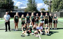 Introducing the 2020 Girls Tennis Team