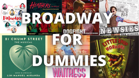 Broadway for Dummies