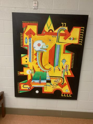 Artwork of the Academic Magnet