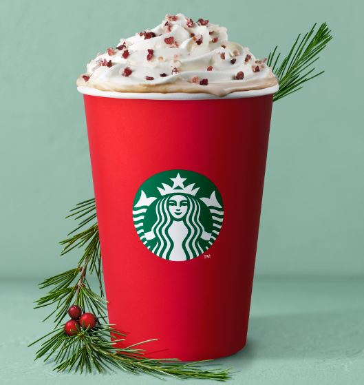 Looking Out for the Starbucks Holiday Drinks