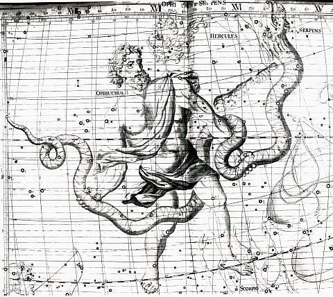 Ophiuchus: The 13th Zodiac Sign?