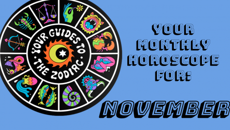 Your Monthly Horoscope: November 2020