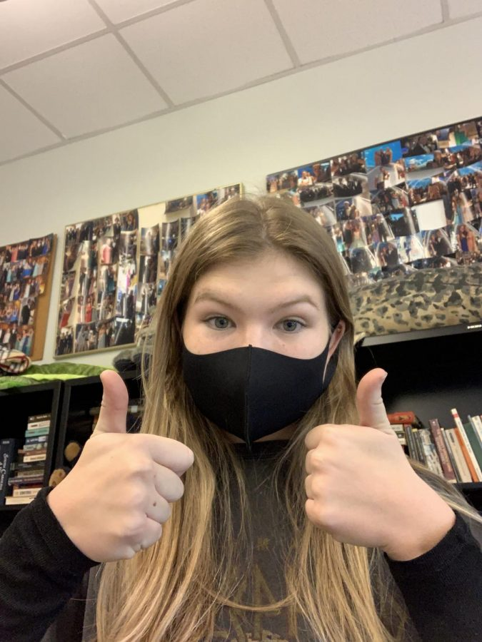 Olivia Niesses Tips and Tricks for AMHS Academics