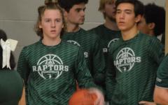 Introducing the 2020/2021 Boys' Raptor Basketball Team