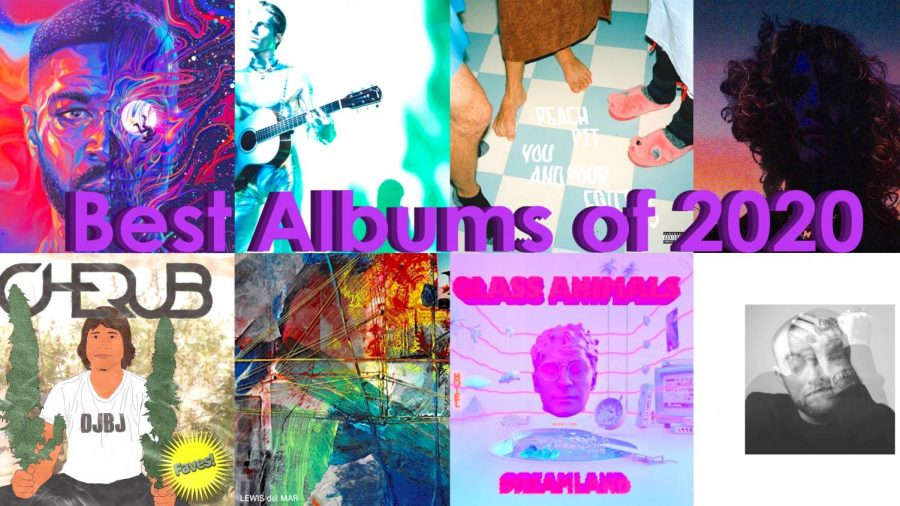 Top Albums of 2020