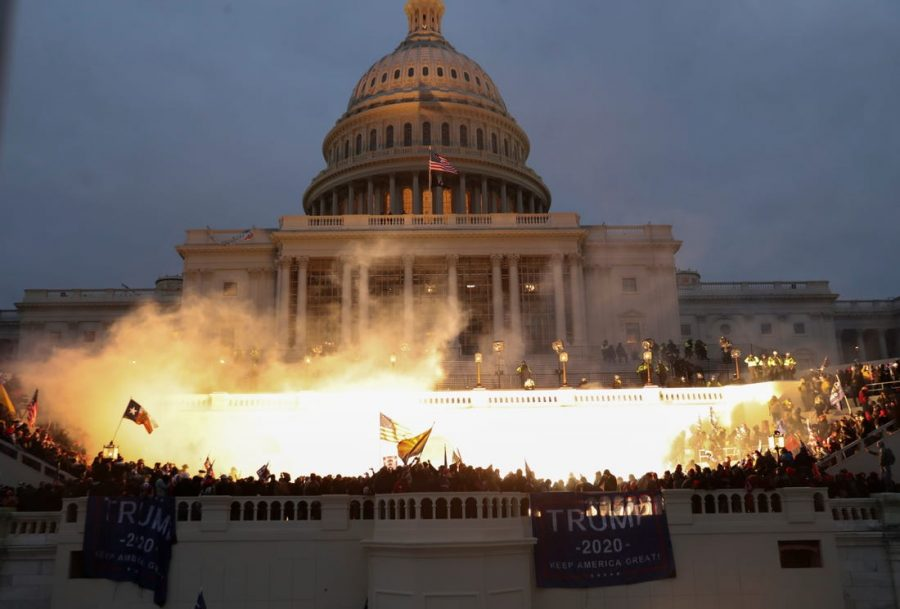The Storming of the U.S. Capitol