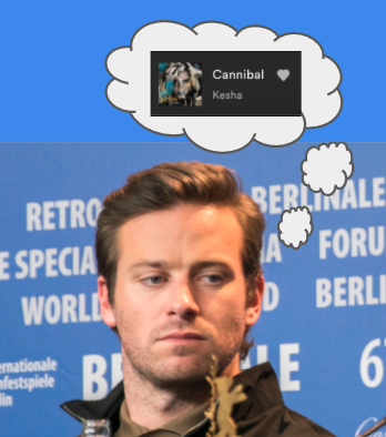 Armie Hammer's Dark Secret