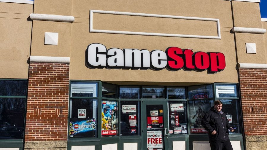 What is Going on with GameStop?
