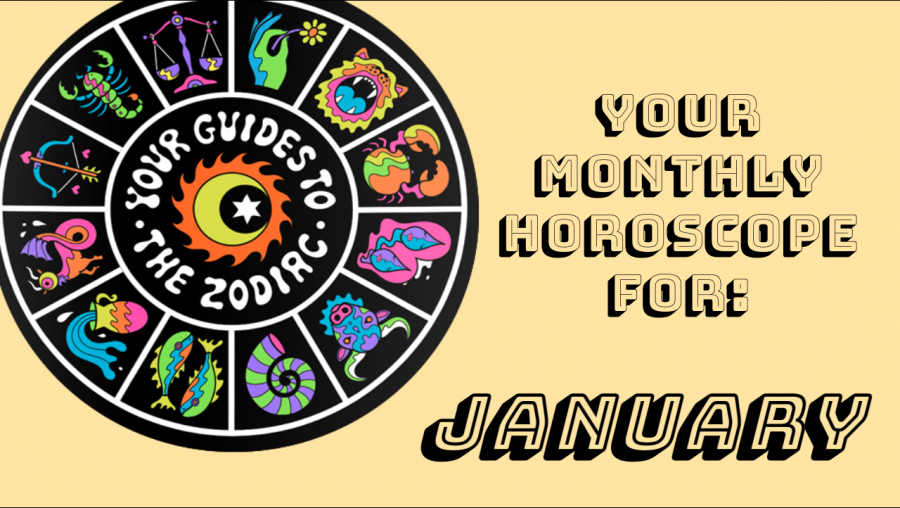 Your Monthly Horoscope: January 2021