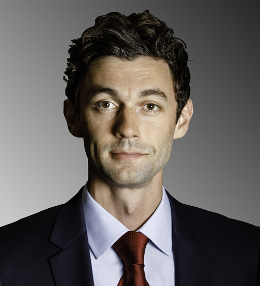 Georgia's Newest Senator Has a Silly Side