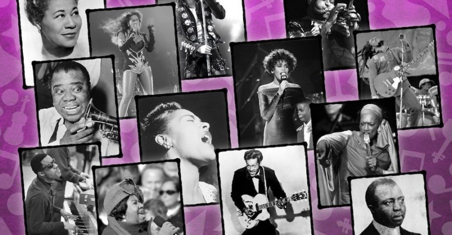 Black History Month: Celebrating Black Musicians