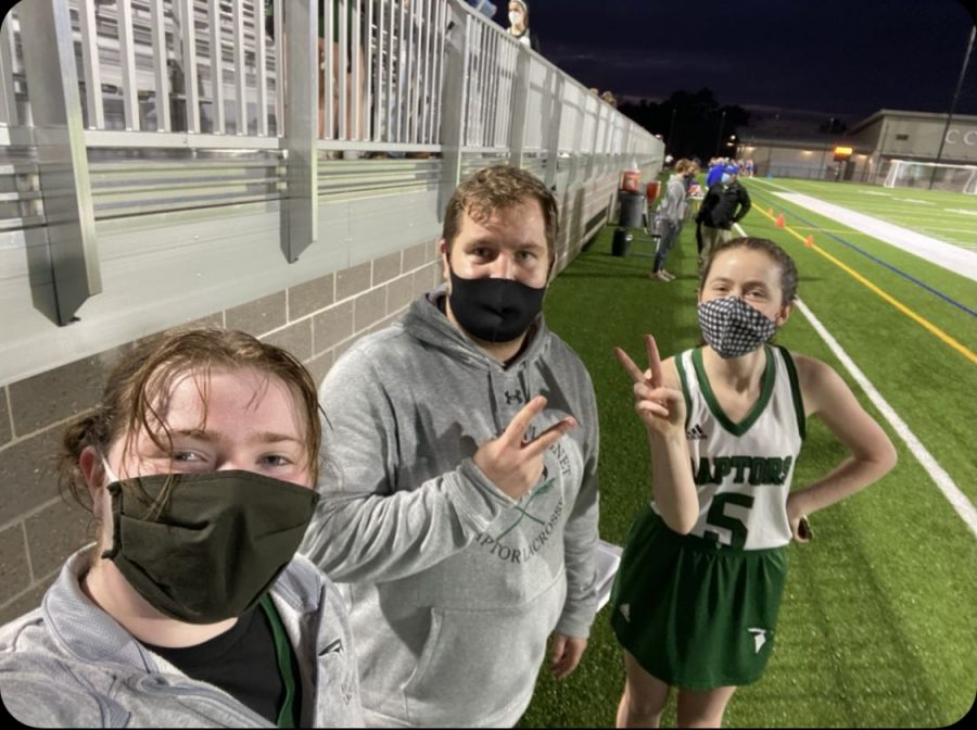 A Look Inside the Girl's Lacrosse Team