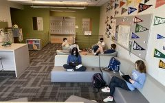 What's Going on with the Senior Lounge?