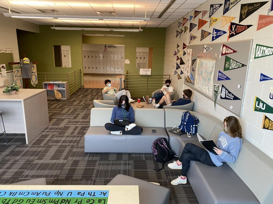 Whats Going on with the Senior Lounge?