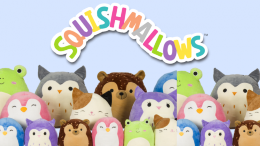 What Squishmallow Are You?