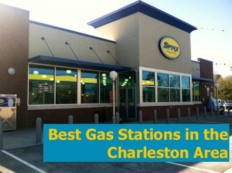 Top Gas Stations in the Charleston Area