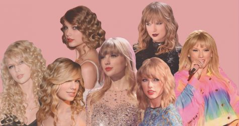 The (r)Evolution of Taylor Swift