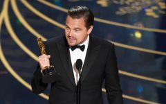 Leo's first (and well deserved) Oscar in 2016