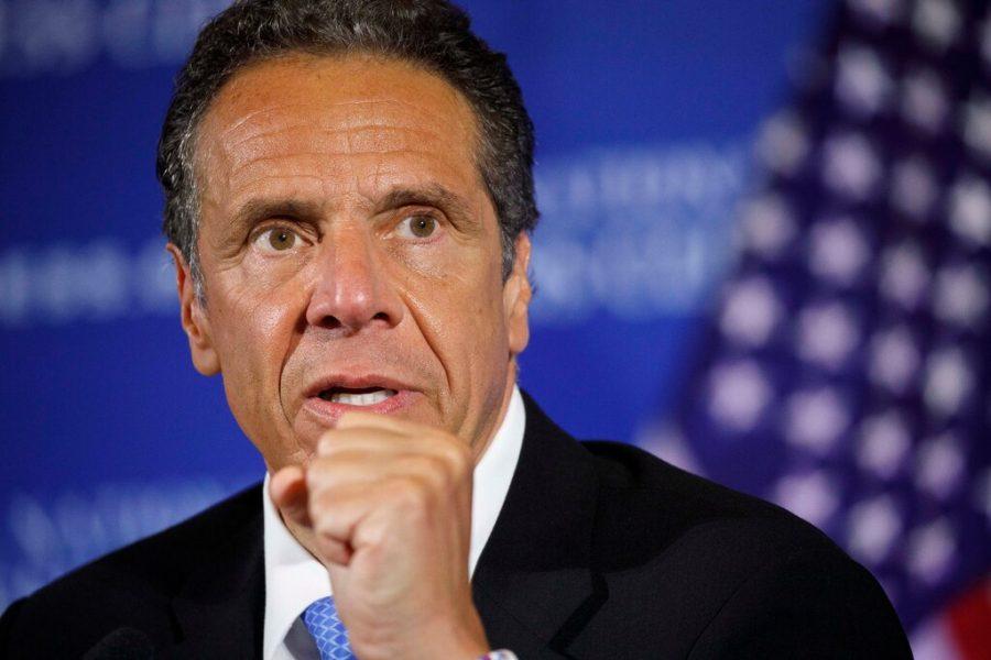 Governor Cuomo Should Resign