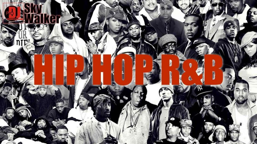 '90s RnB and Hip-Hop