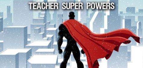 AMHS Teacher Superpowers