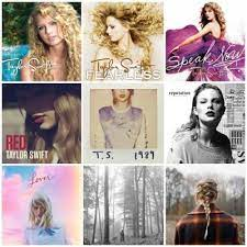 Which Taylor Swift Album Are You?